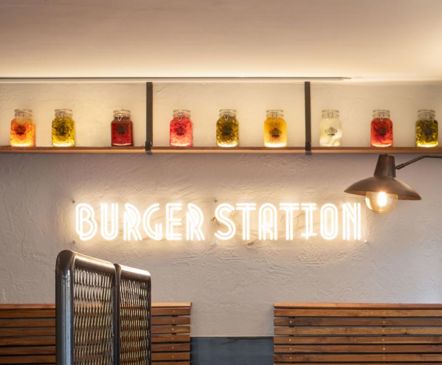 Proyecto interiorismo Amaya Burger
