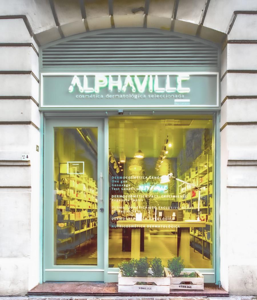 Proyecto interiorismo Alphaville